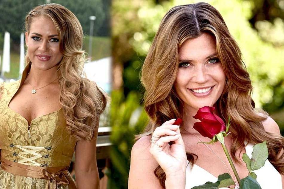 """Jessica Paszka (28) und Nadine Klein (32) probierten beim """"Bachelor"""" erfolglos die große Liebe zu finden. Später mussten sie sich als """"Bachelorette"""" zwischen verschiedenen Männern entscheiden."""