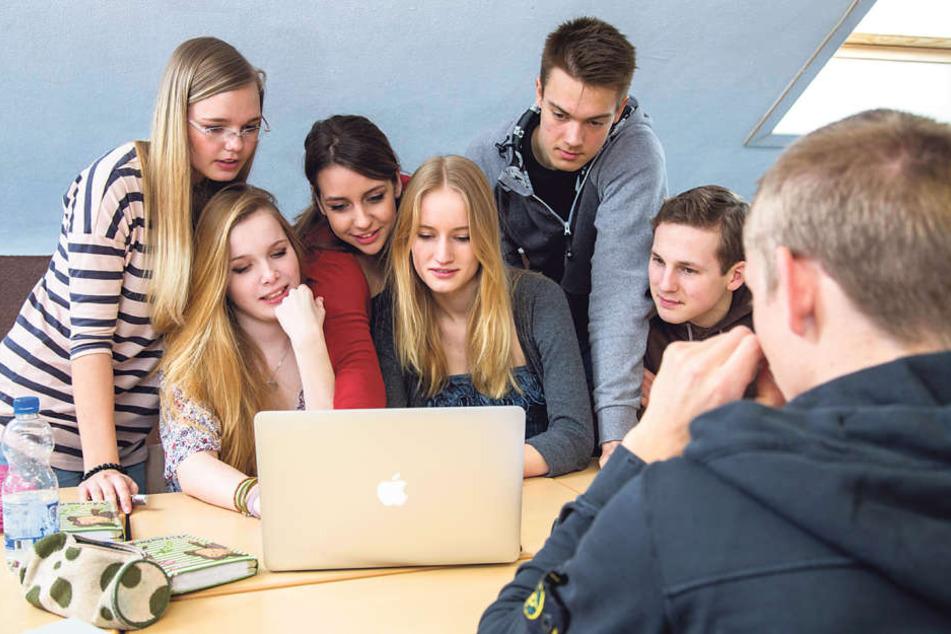 Die Wege von Sachsens Schülern trennen sich momentan nach der vierten Klasse. Wie lange noch?