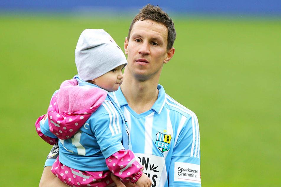 Tim Danneberg verließ den Chemnitzer FC nach drei Jahren aus familiären Gründen und wechselte zum VfL Osnabrück.