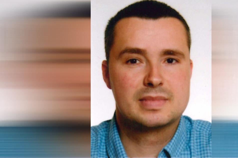 Der 30-jährige Nico Grasenick wird seit dem 15.09.2016 vermisst.