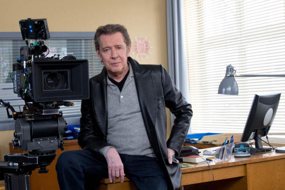Jan Fedder war den TV-Zuschauern in seiner Rolle als Dirk Matthies im ARD-Großstadtrevier bekannt.