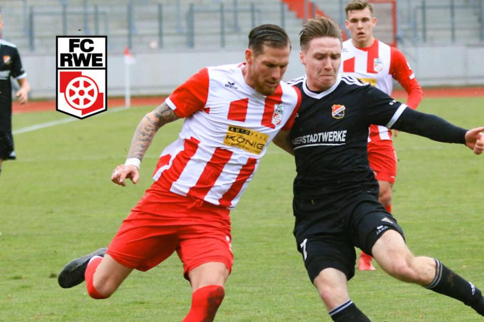 Rot-Weiß Erfurt startet mit Niederlage in die Rückrunde