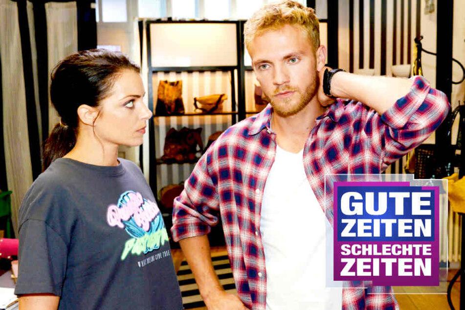 """Schock-Nachricht für GZSZ-Paul: """"Ich hab mich in ihn verliebt!"""""""