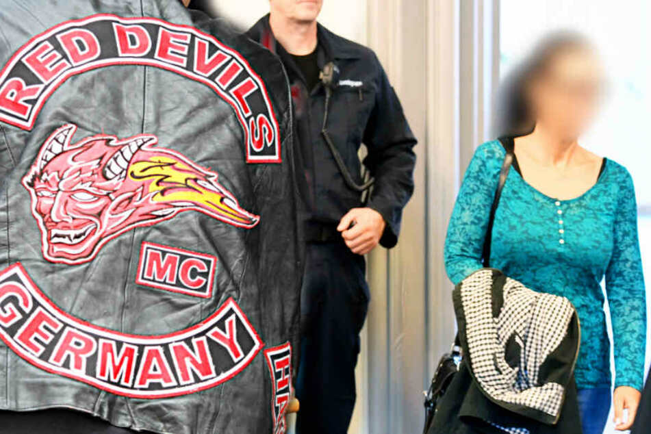 Geständnis: Polizistin hat Red-Devils-Rocker mit Daten versorgt