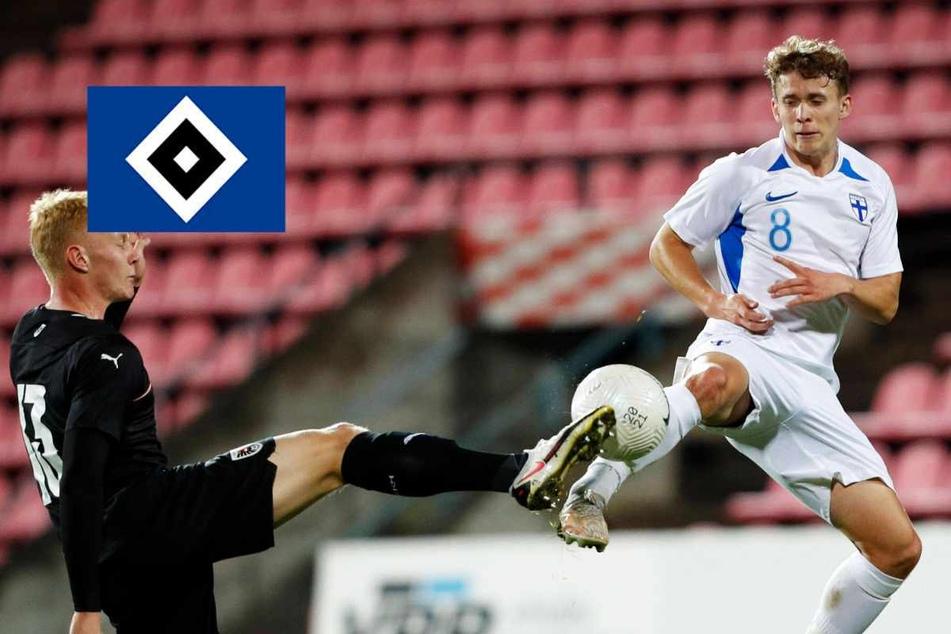 HSV-Nationalspieler: Suhonen und Reis im Glück, Quartett sitzt auf der Bank