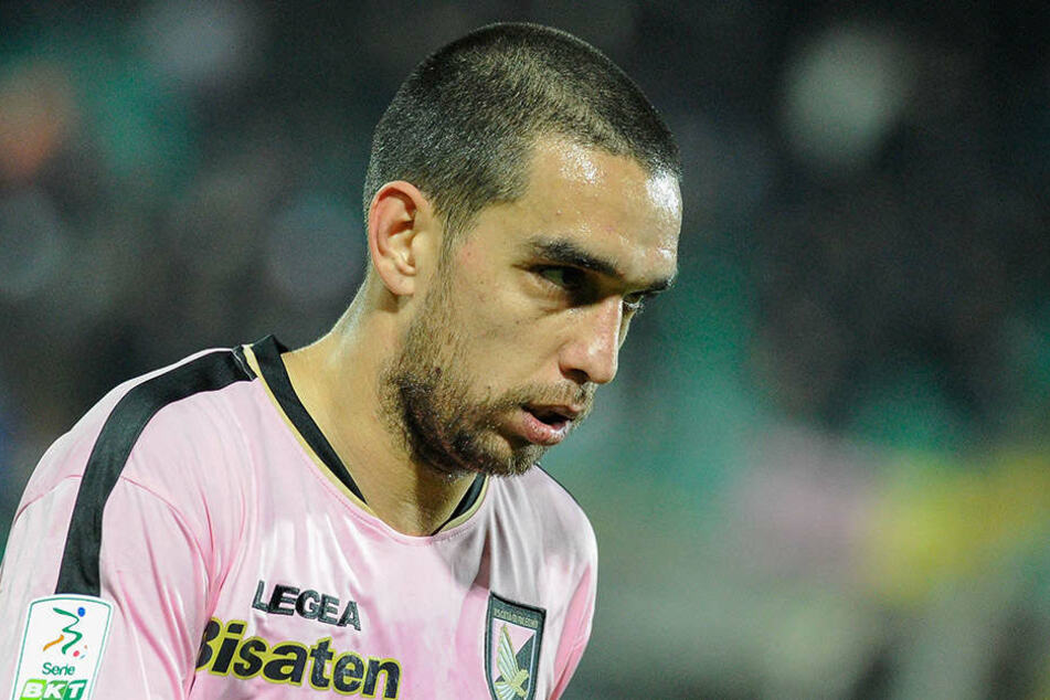 Steigt mit dem italienischen Fußball-Traditionklub US-Palermo in die vierte Liga ab: Giuseppe Bellusci (29)