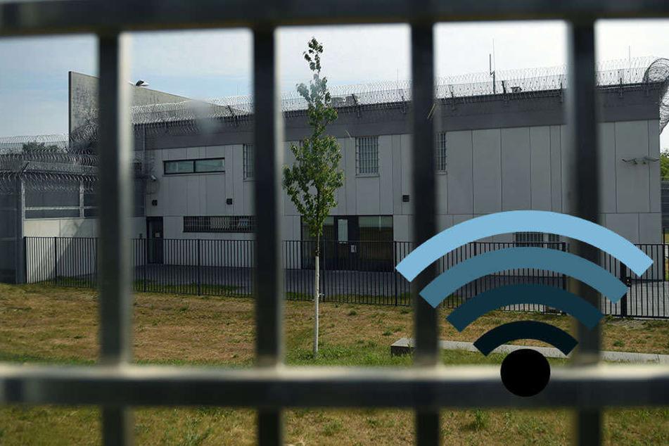 In diesem Gefängnis können Häftlinge im Internet surfen
