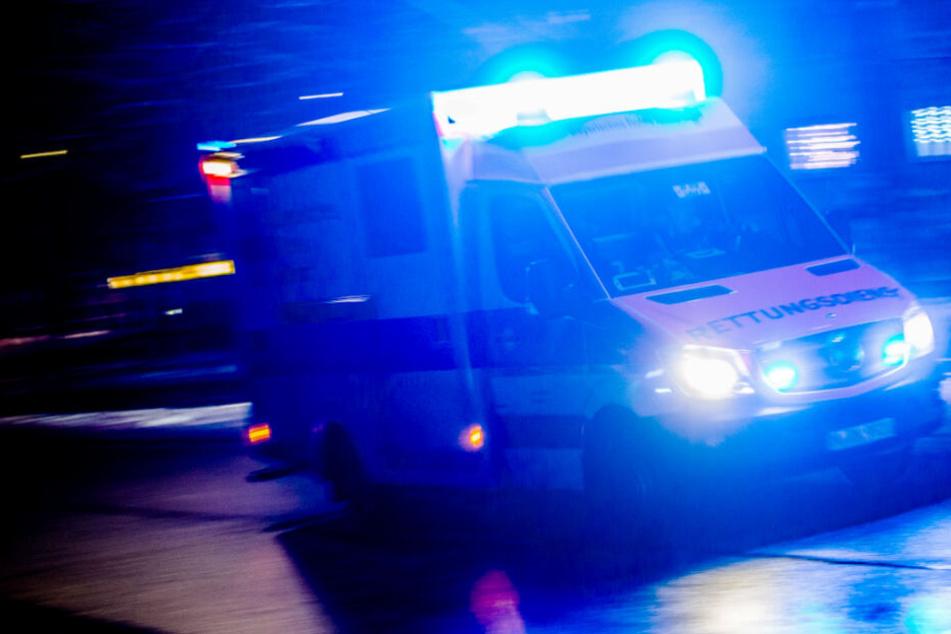 In Oberschleißheim wurde ein Fußgänger bei einem Unfall verletzt. (Symbolbild)