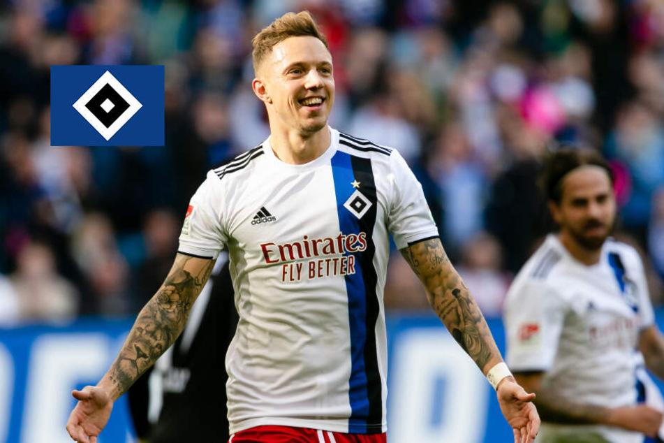 Passwechsel: Für dieses Land will HSV-Star Sonny Kittel demnächst spielen