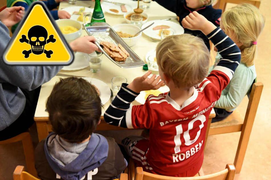 In zwei Fällen habe das Essen in der Leverkusener Kita nach Reinigungsmittel gerochen.