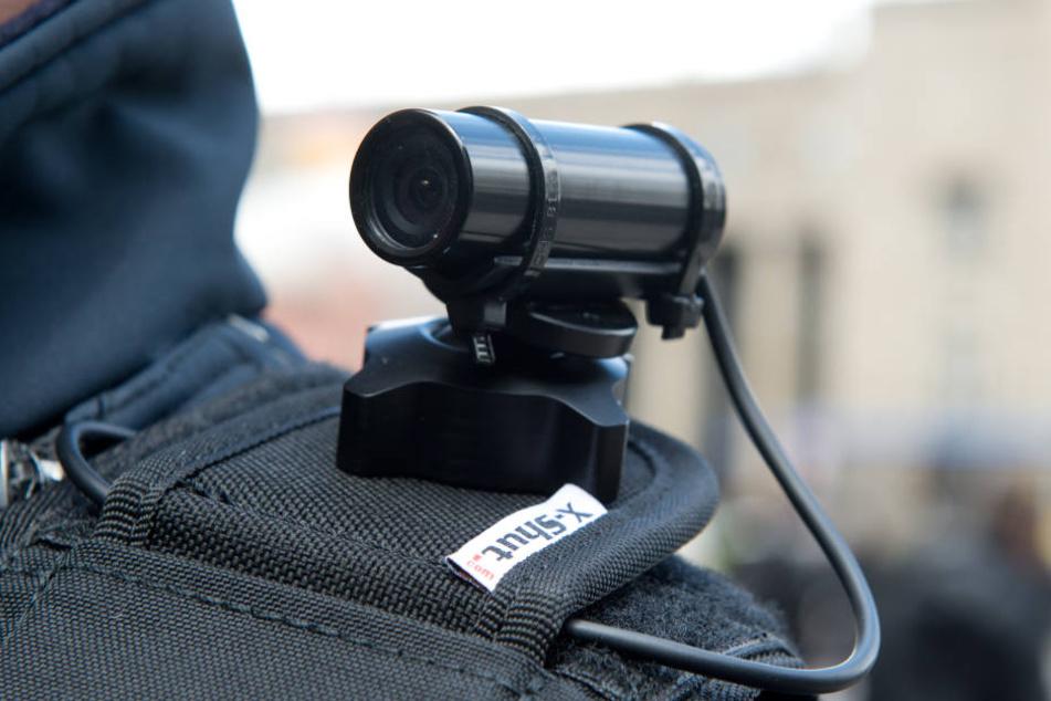 Ab dem Frühjahr soll der Einsatz von Körperkameras getestet werden.