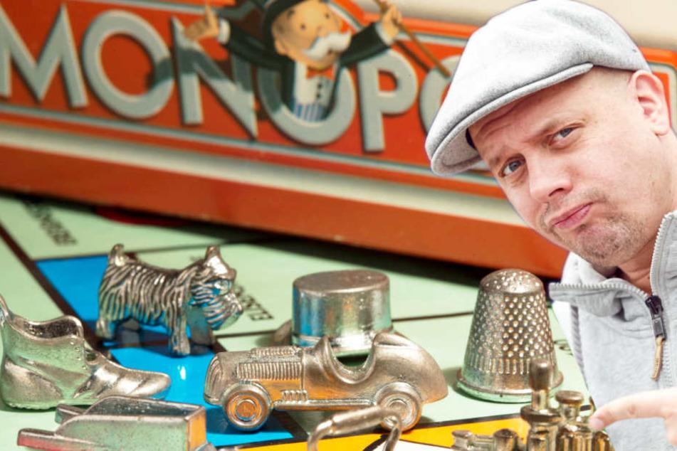 Noch in diesem Jahr soll die Ruthe-Version von Monopoly auf den Markt kommen.