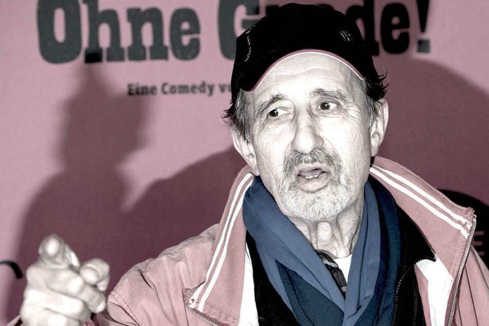 Der Schauspieler Rolf Zacher ist im Alter von 76 Jahren gestorben.