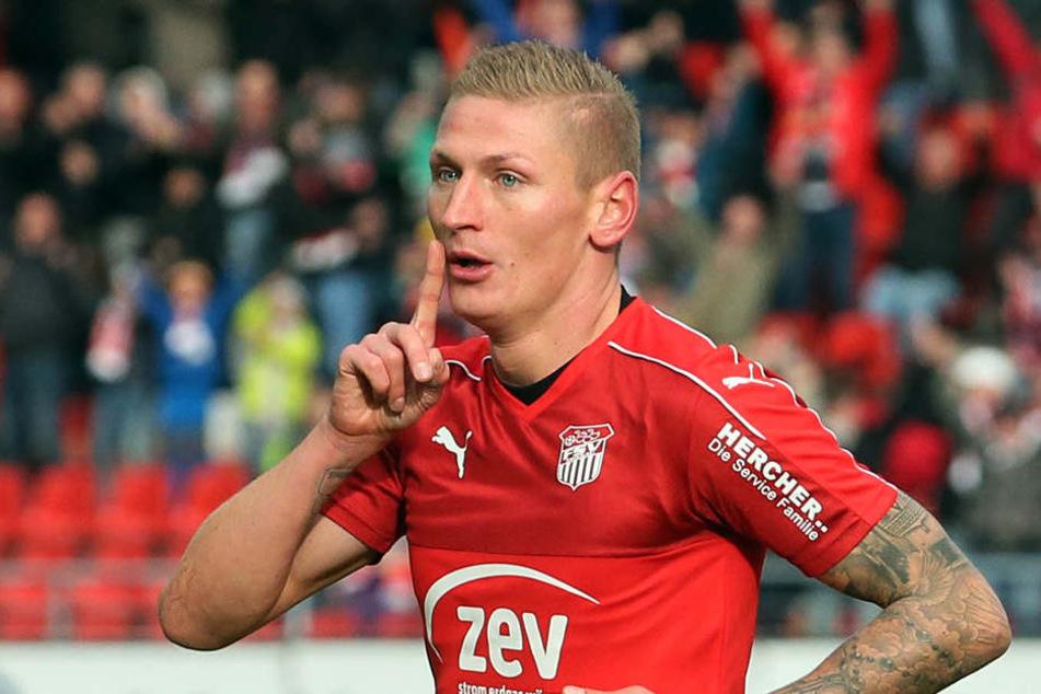 Marc Philipp Zimmermann wechselt auf eigenen Wunsch vom FSV nach Auerbach.