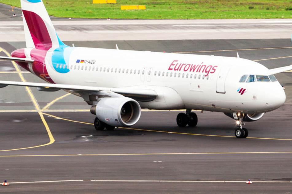 Eurowings nicht mehr unpünklichster Flieger Deutschlands: Diese Airline ist schlimmer!