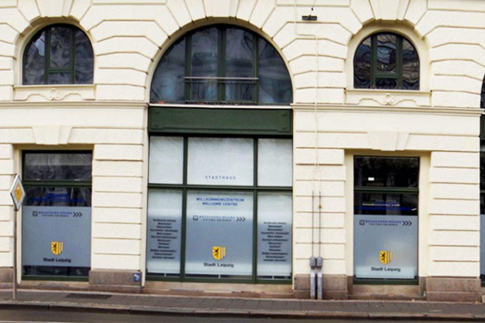 Im WZL in der Otto-Schill-Straße soll Neu-Leipzigern der Start in der Stadt erleichtert werden.