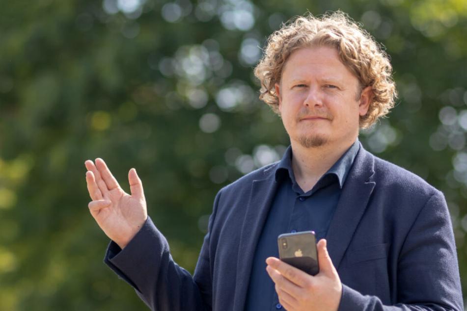 Chemnitz: Jetzt denkt auch Lars Fassmann über eine OB-Kandidatur in Chemnitz nach