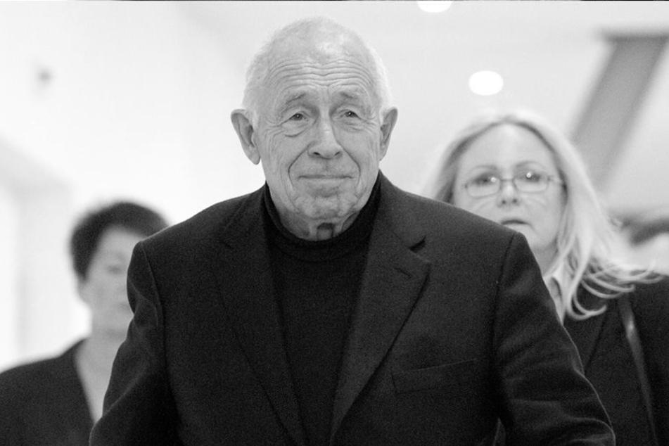 Heiner Geißler ist im Alter von 87 Jahren verstorben.
