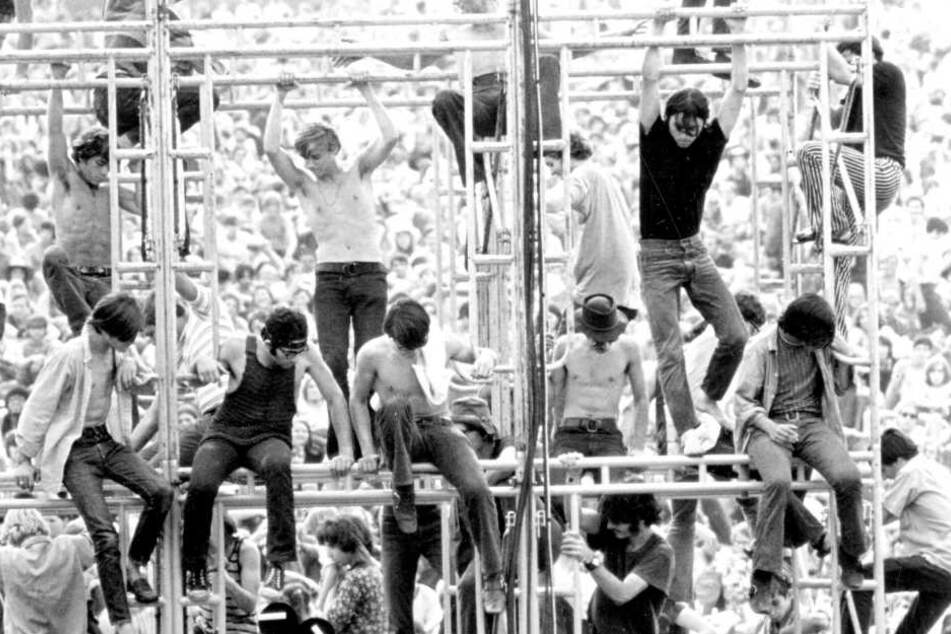 USA - Woodstock als Fall für Archäologen