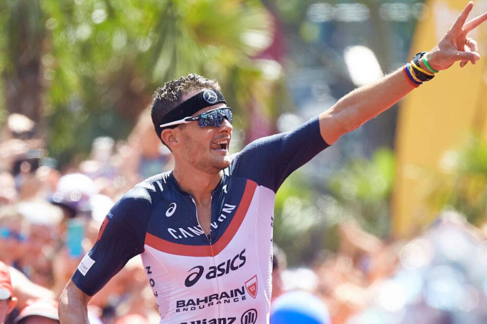 Jan Frodeno überzeugt seit Jahren mit sportlichen Höchstleistungen.