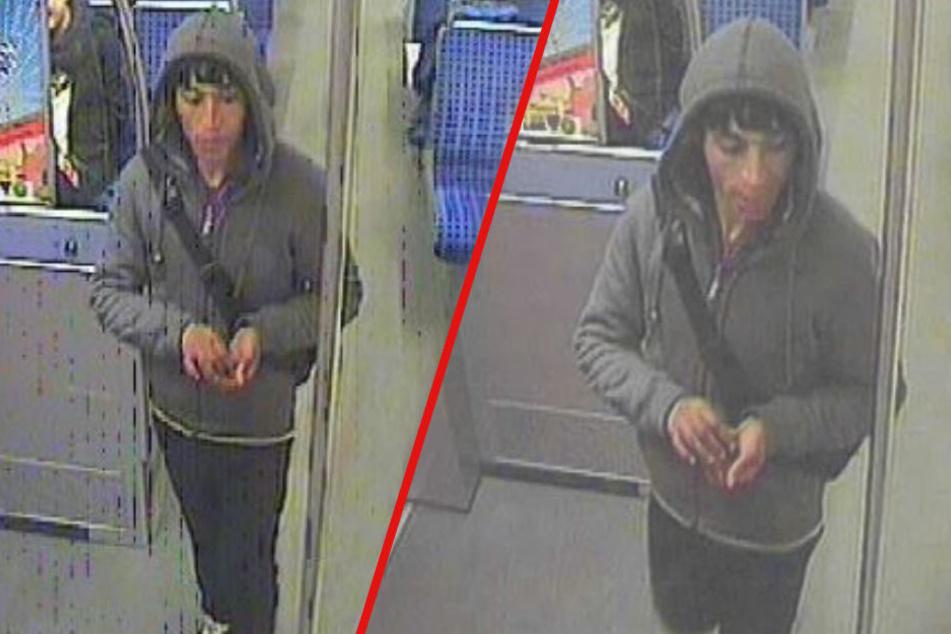 Nach Überfall in der S-Bahn: Polizei sucht Zeugen