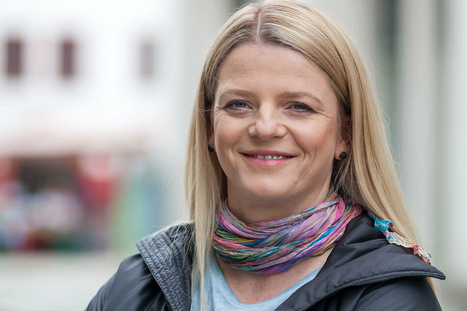 Susanne Schaper (40, Linke) fordert mehr Internationalität in der Stadt der Moderne.