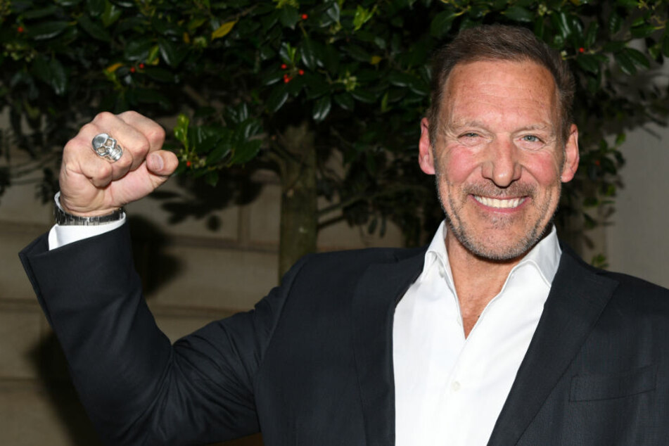 Schauspieler und früherer Bodybuilder: Ralf Moeller.