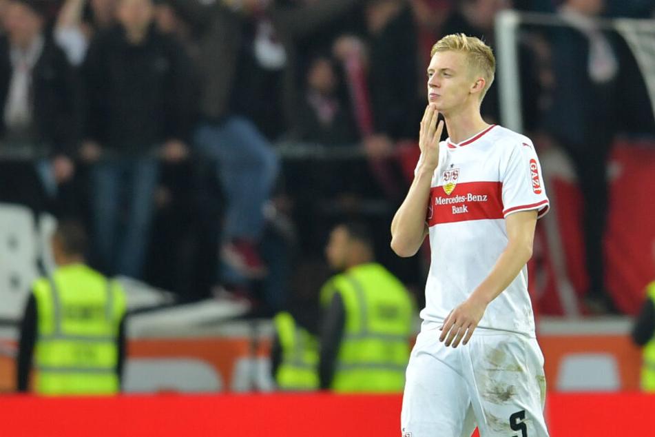 Timo Baumgartl (23) spielt seit 2014 für die Profis des VfB Stuttgart, kam in 113 Spielen zum Einsatz.