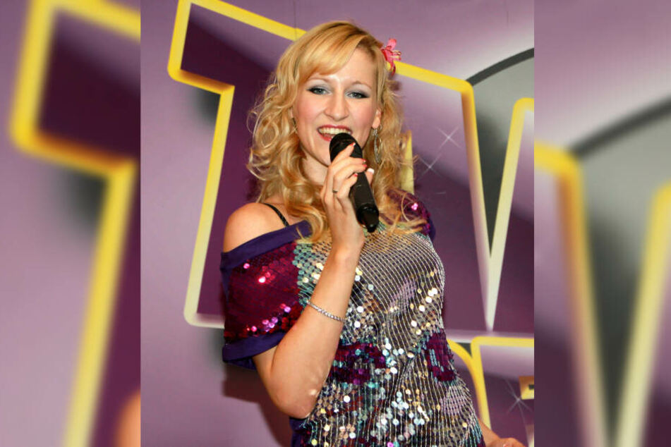 Sängerin Patricia Larrass im Jahr 2014.