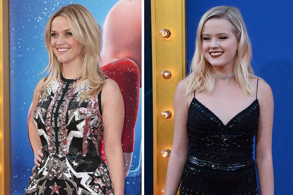 Diese beiden könnten als Schwestern durchgehen: Reese Witherspoon (40) mit Tochter Ava (17).