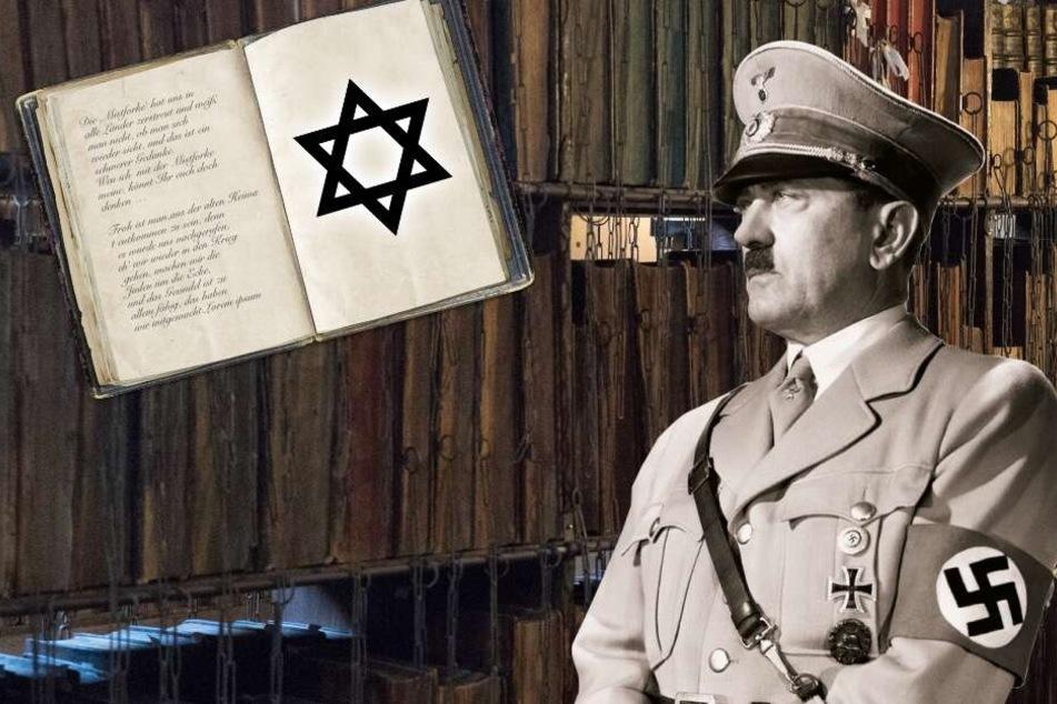 Berlin: Nazi-Skandal: Geraubte Bücher von Juden in Berliner Bibliothek