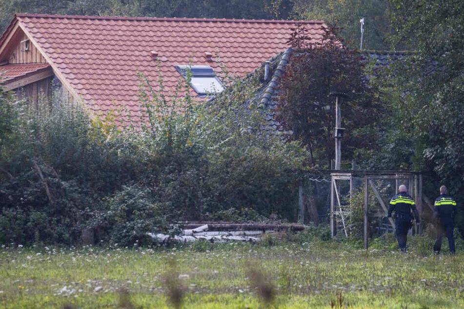 Isolierte Familie auf Bauernhof: Auch Vater von Polizei verhaftet!