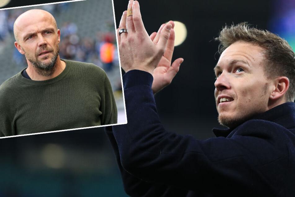 RB Leipzigs Nagelsmann wäre gern so hart wie Hoffenheims Schreuder