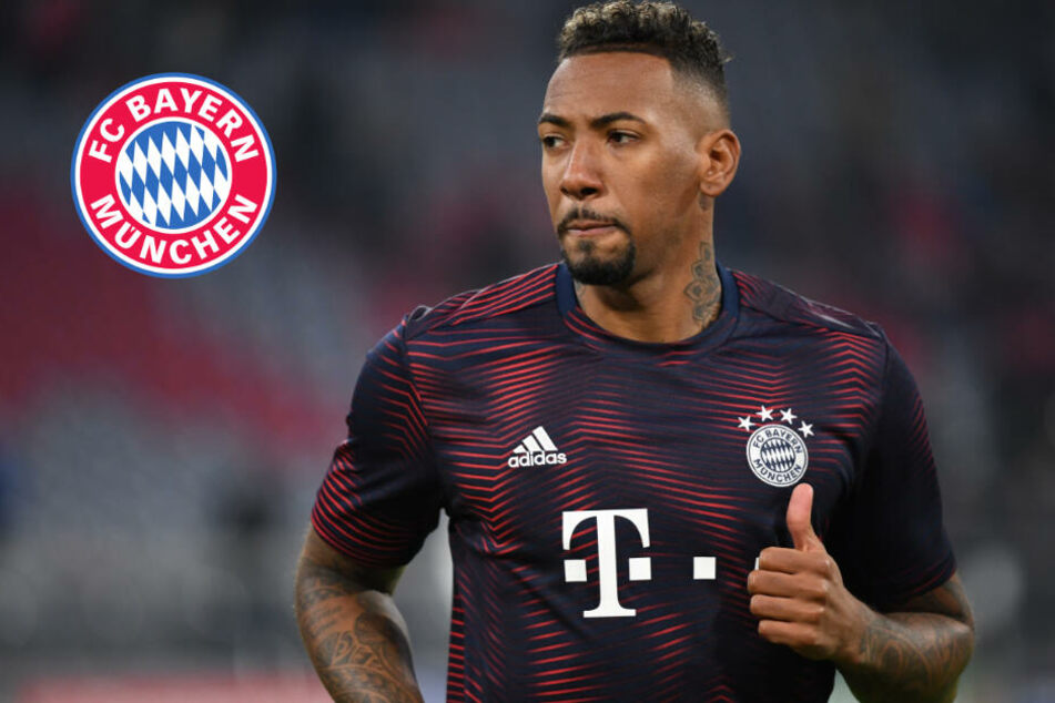 FC Bayern: Abgang von Jerome Boateng wohl schon fix