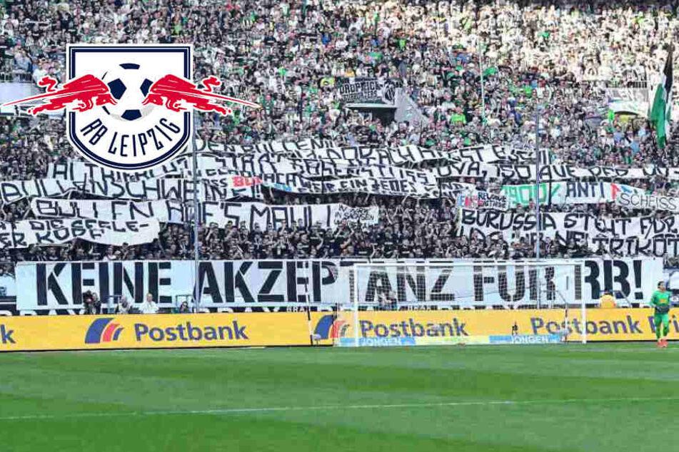 Banner-Eklat gegen RB Leipzig: Jetzt schaltet sich sogar Mönchengladbachs Polizeipräsident ein