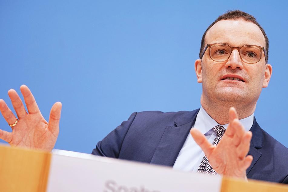 """Jens Spahn kündigt an: """"Maßnahmen werden Zug um Zug fallen"""""""