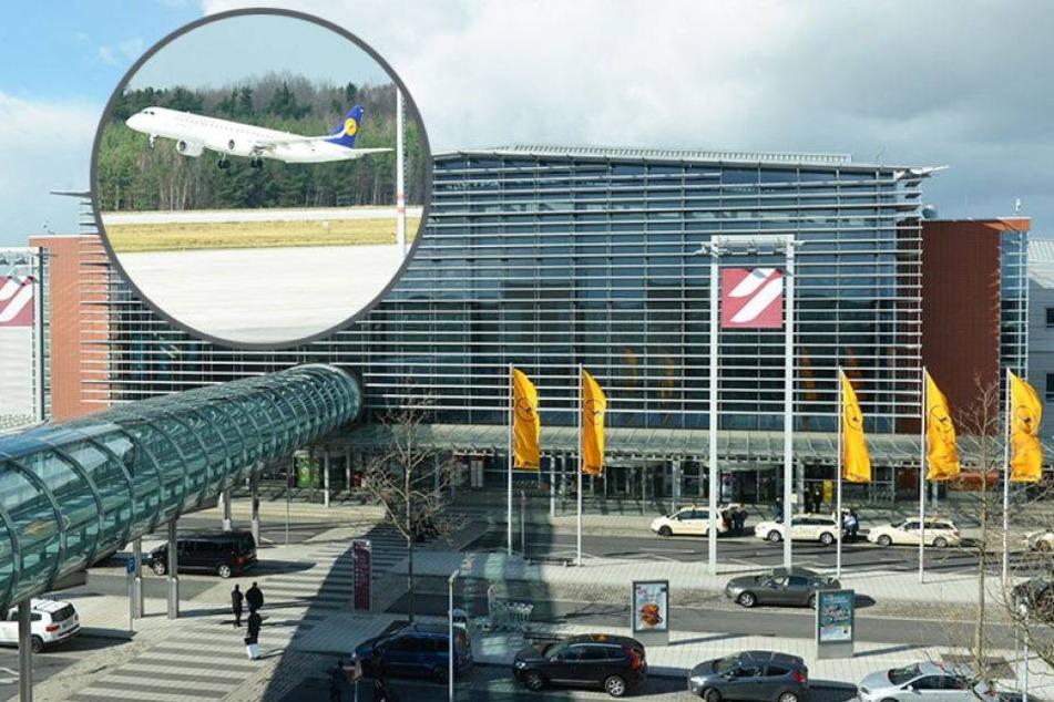 Dresden schickt wöchentlich 225 Flieger in die Welt