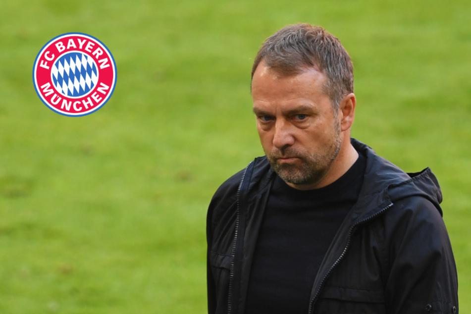 FC Bayern: Hansi Flick liefert sich Schlagabtausch mit Sky-Reporter