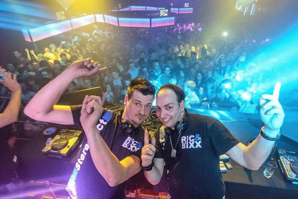 Stereoact alias Ric Einenkel (39) und Sebastian Seidel (34) sind mittlerweile eine Größe im Musikgeschäft.