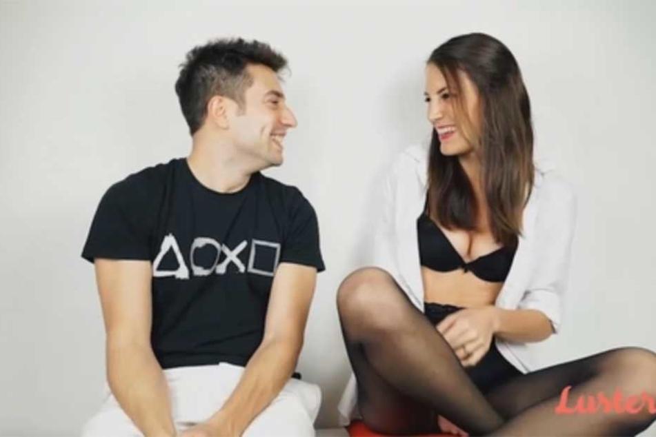 Kim und Paolo führen eine offene Beziehung und sind glücklich damit.