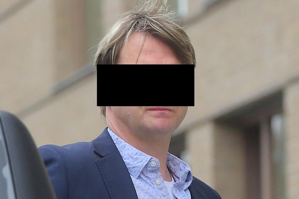 Physiotherapeut Steffen T. (42) wurde wegen sexuellen Übergriffs auf eine Patientin verurteilt.