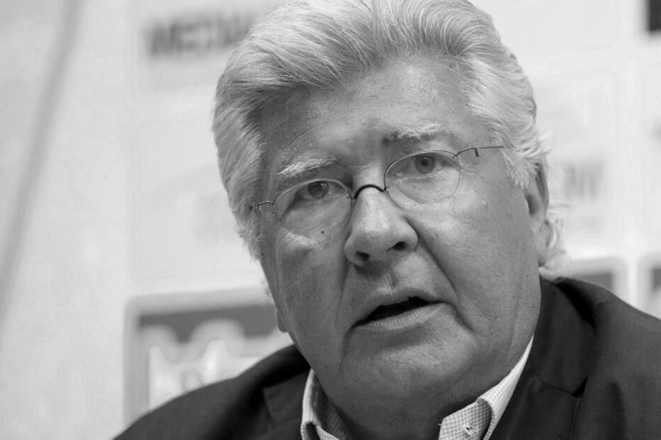 Wilfried Finke verstarb am 15. Januar 2019.