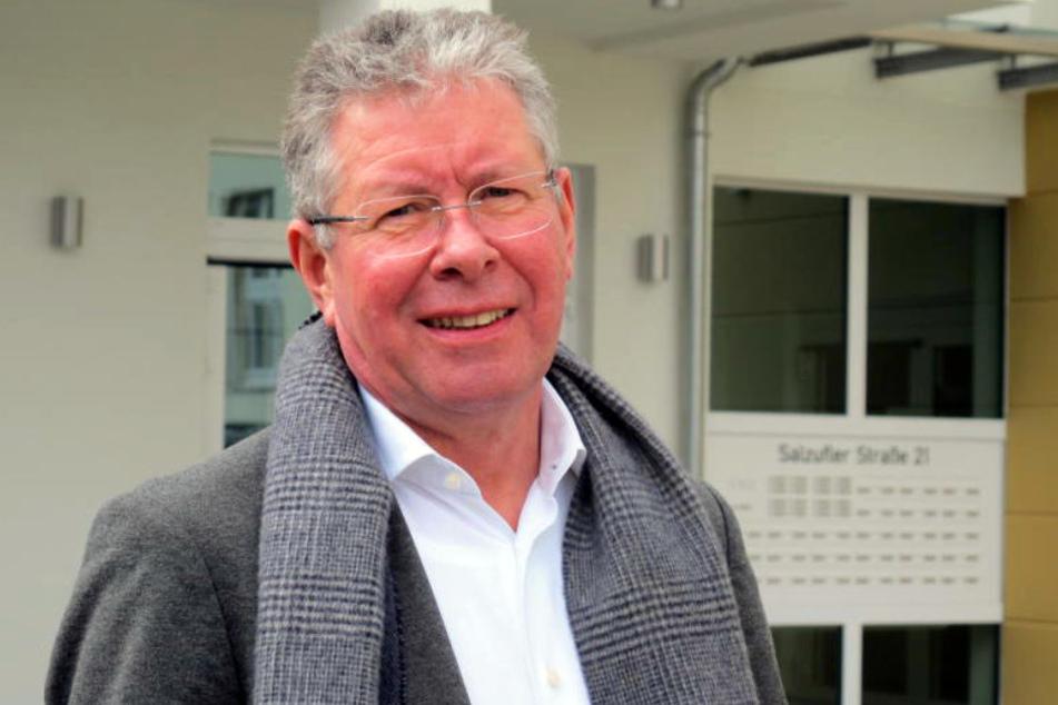 Norbert Müller war jahrelang Geschäftsführer bei der BGW.