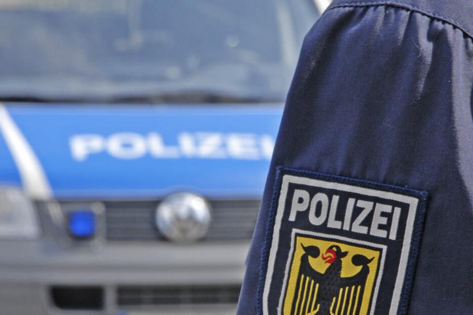 Die Bundespolizei ist für den Schutz des Grenzgebiets verantwortlich.