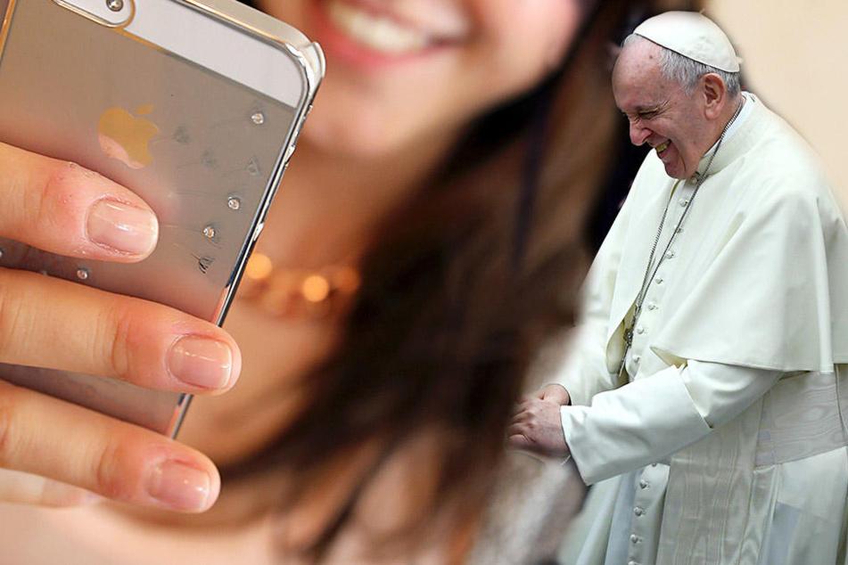 """Papst warnt vor dem Internet: """"macht die Jugendlichen flatterhaft"""""""
