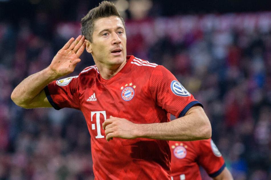 Robert Lewandowski feierte mit dem BVB Erfolge - und wurde dann vom FC Bayern München verpflichtet.