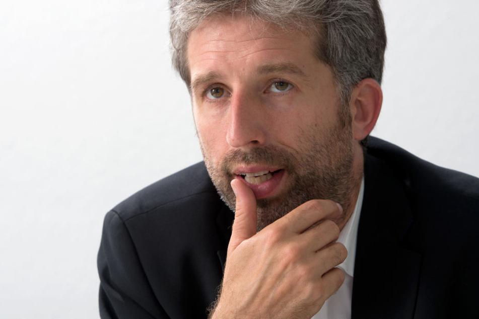 Hat Meinungsverschiedenheiten mit dem Grünen-Kreisverband Tübingen: Boris Palmer.