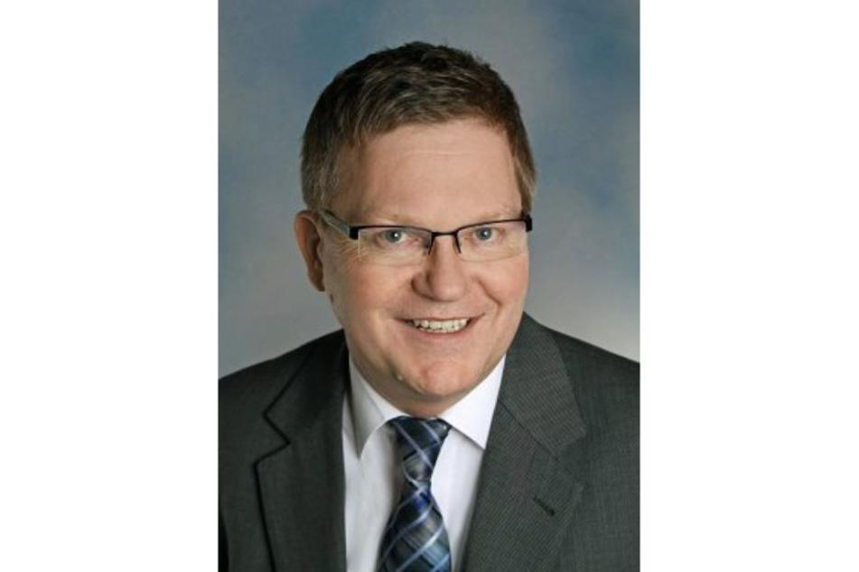 Michael Cerny ist Oberbürgermeister von Amberg.