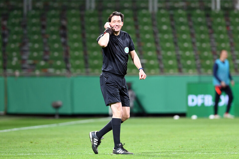Neuer Job für (Noch-)Schiedsrichter Manuel Gräfe (47).
