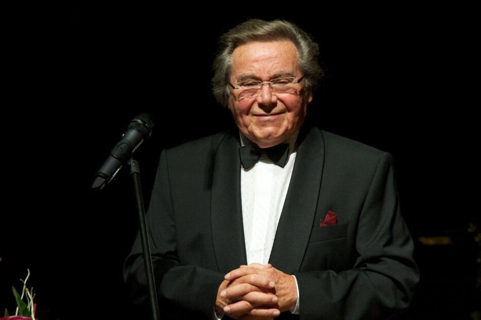 Peter Schreier (84).